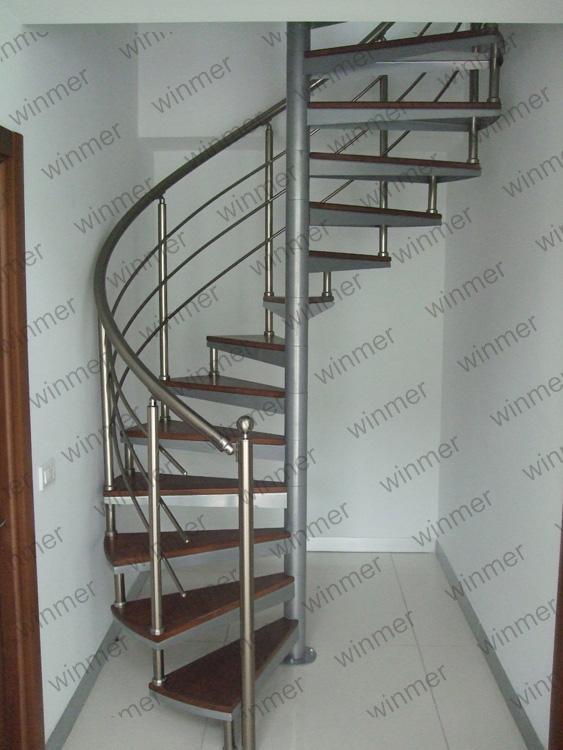 Döner merdiven nasıl yapılır