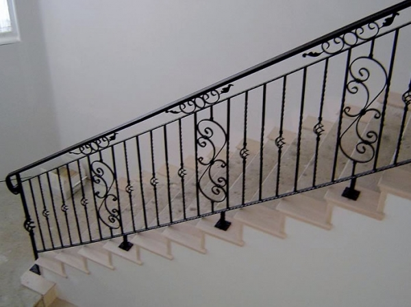 Ferforje merdiven korkuluk fiyatları